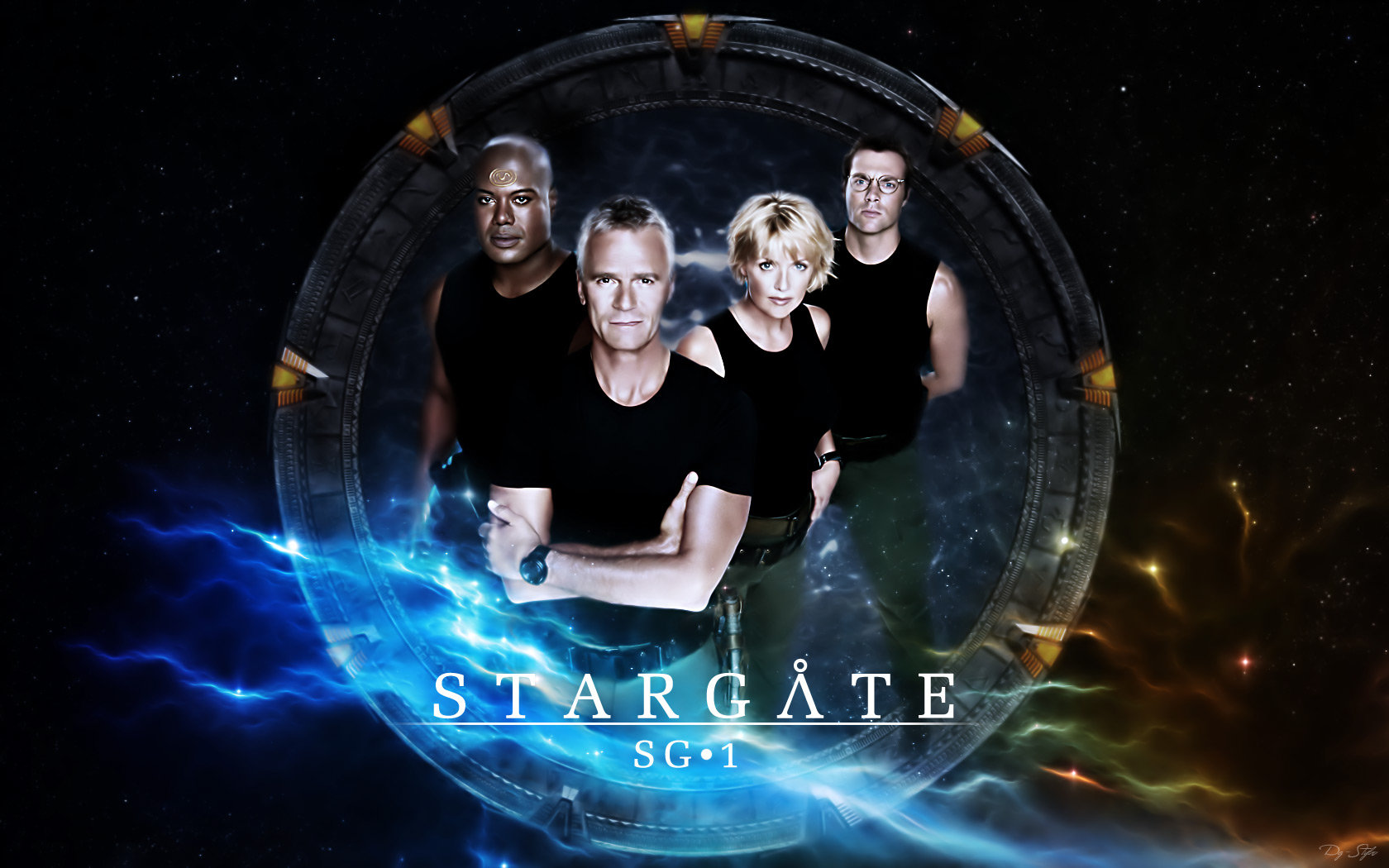 [42+] Stargate SG 1 Wallpaper HD on WallpaperSafari
