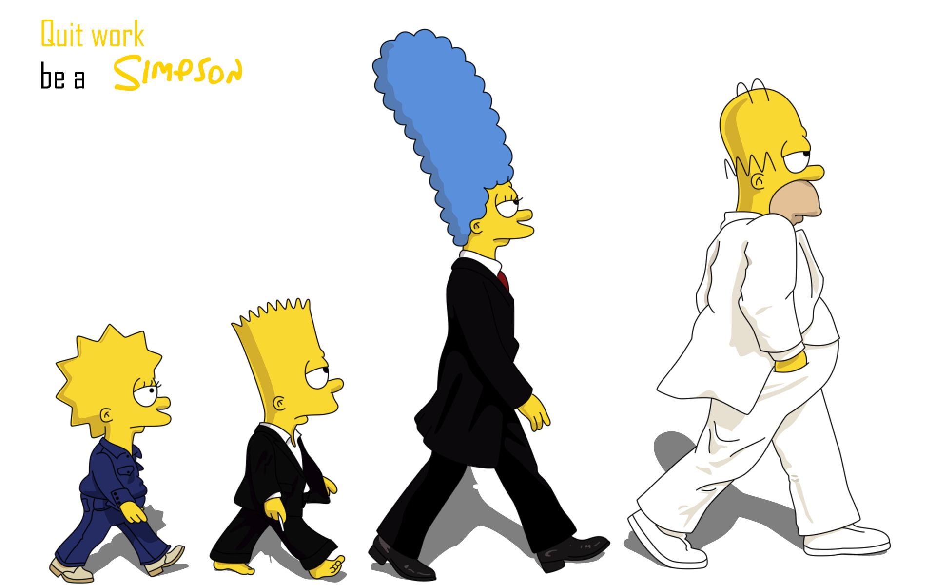 The Simpsons Desktop Wallpaper   Wallpaper High Definition High 1920x1200