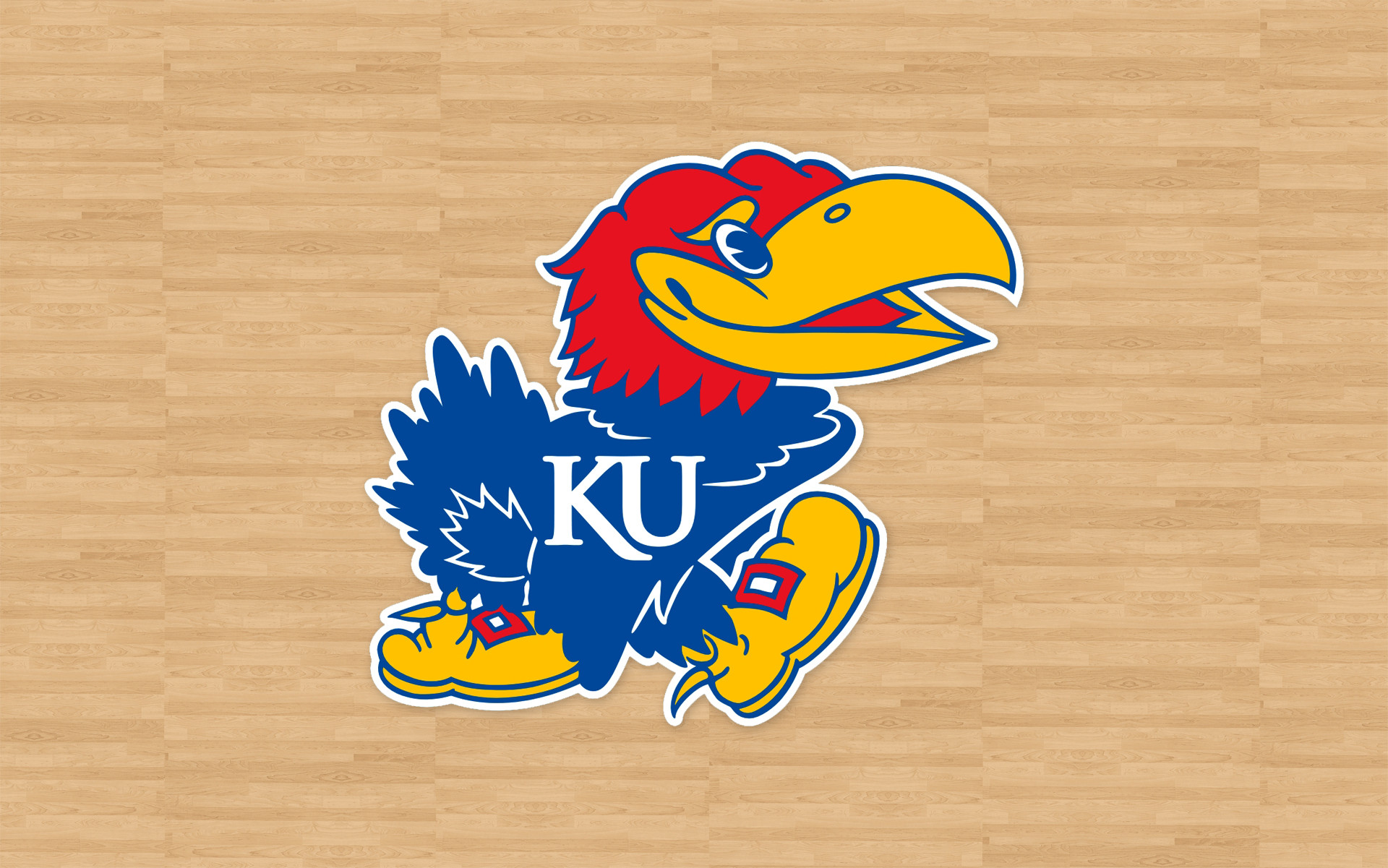 Kansas Jayhawks Basketball Wallpaper - WallpaperSafari