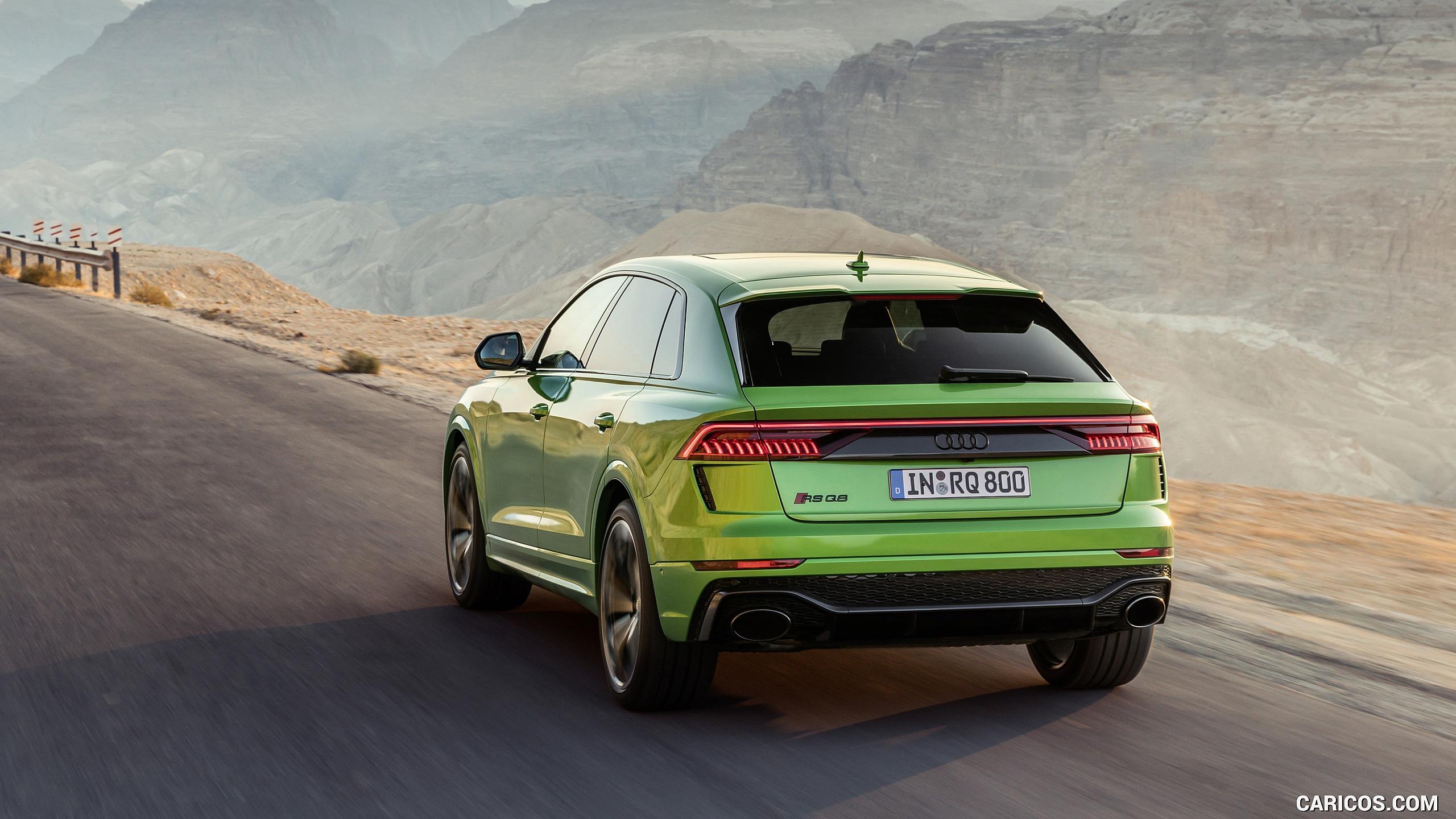 2020 Audi RS Q8   Rear HD Wallpaper 2 2560x1440