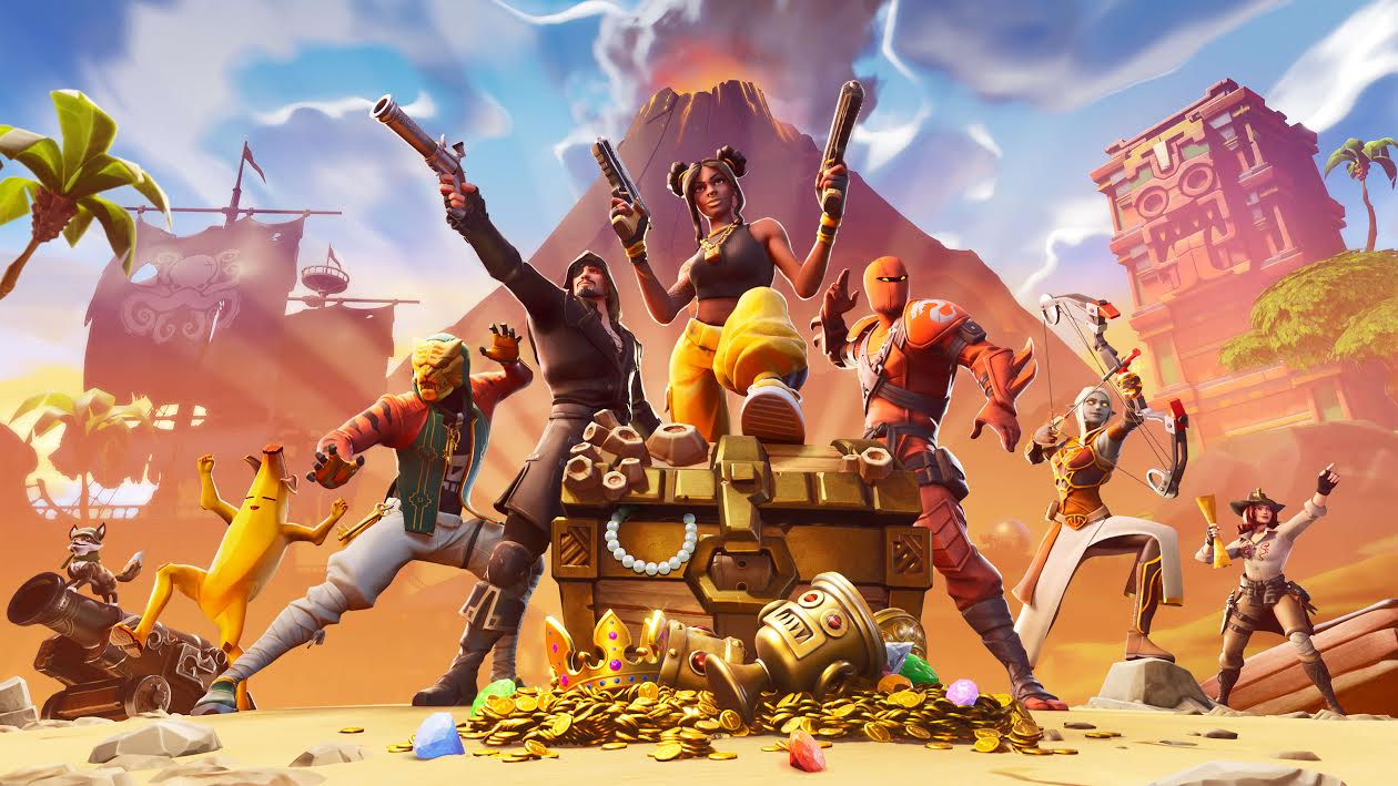 Free Download Fortnite Season 7 Skins All Skins Sets Tiers And High Quality 1260x709 For Your Desktop Mobile Tablet Explore 29 Fortnite Season 8 Wallpapers Fortnite Season 8 Wallpapers