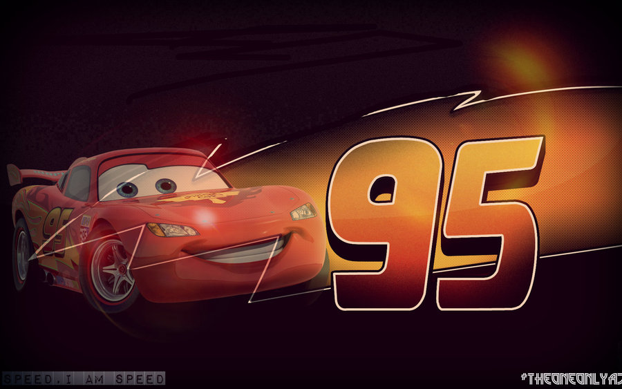 Lightning McQueen Wallpaper by GlassesGirl95 900x563