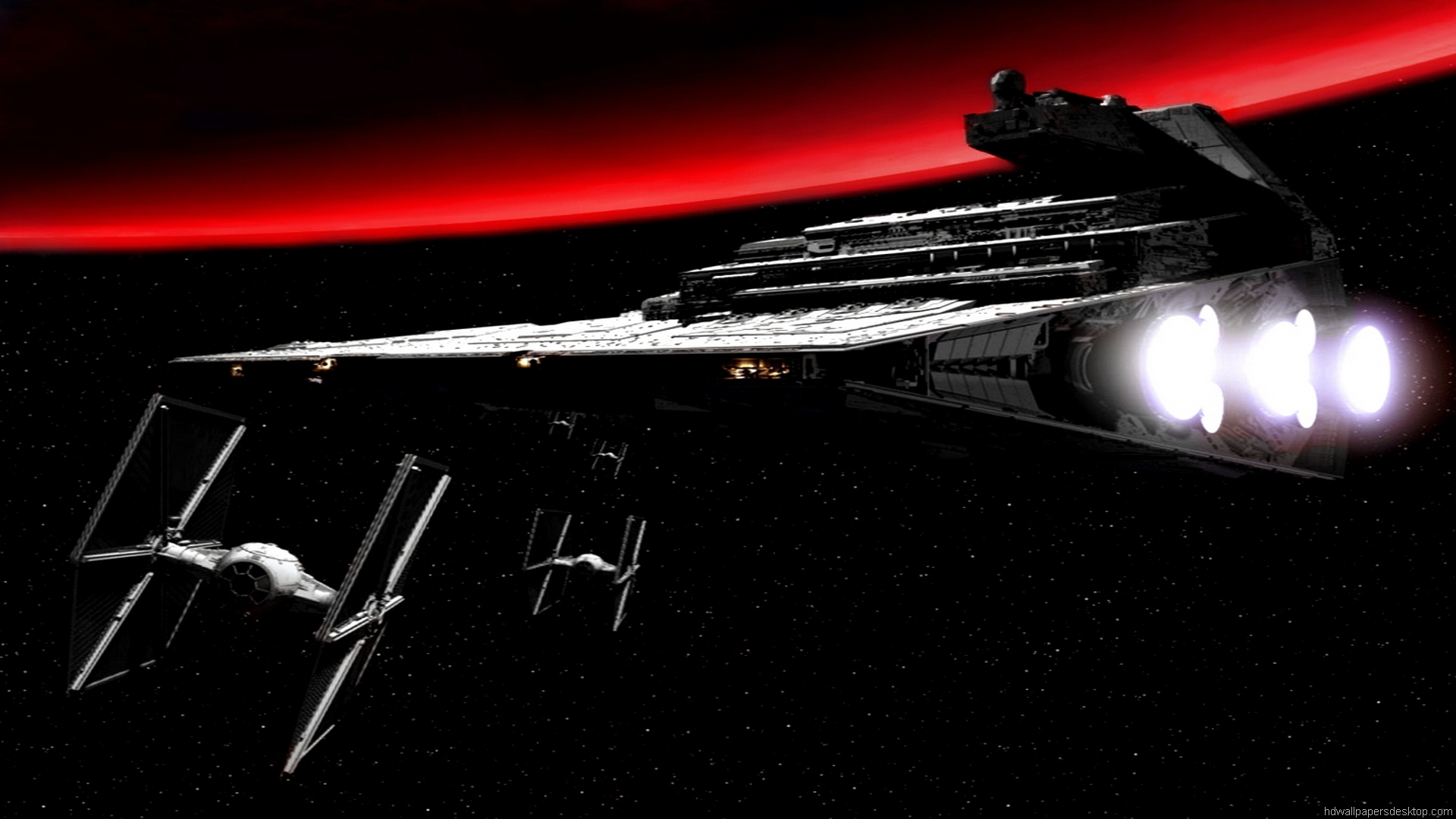 Star Wars Full HD Wallpaper 1080p Desktop star wars empire 1920x1080
