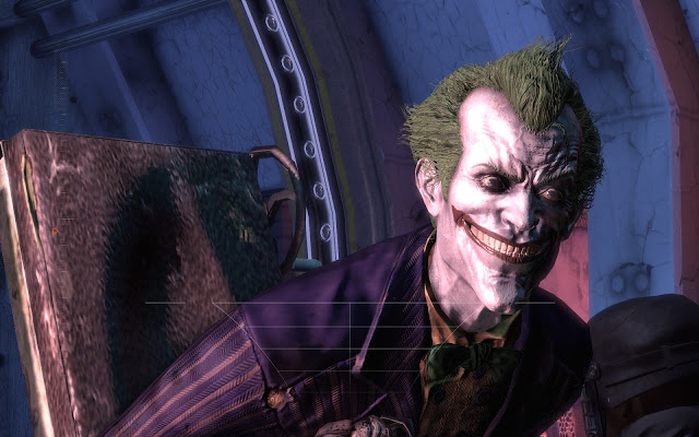 Batman Arkham Asylum   Wallpapers Games 640x400