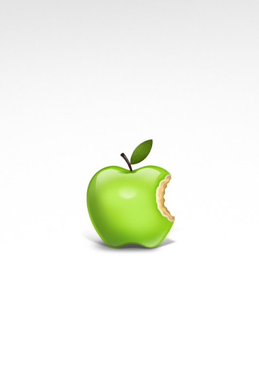 themes with the apple logo apple mobile design apple lens flare 533x800