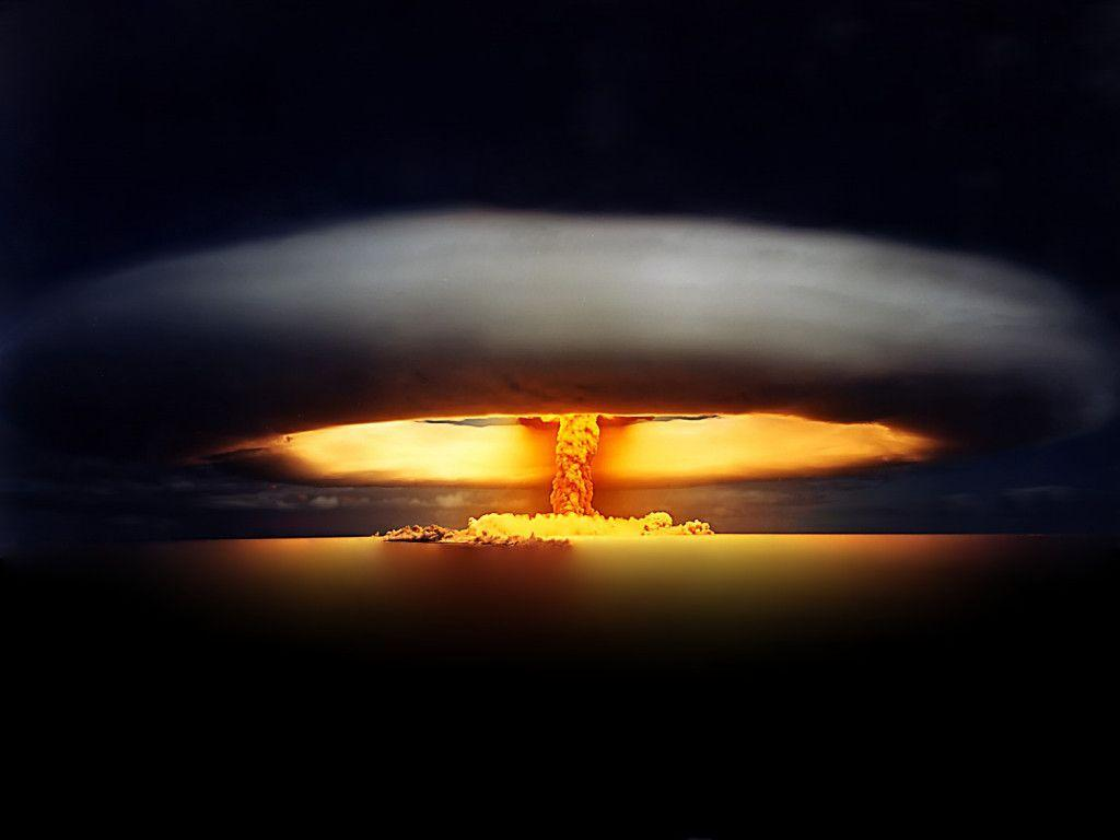 Nuclear Bomb Wallpapers 1024x768