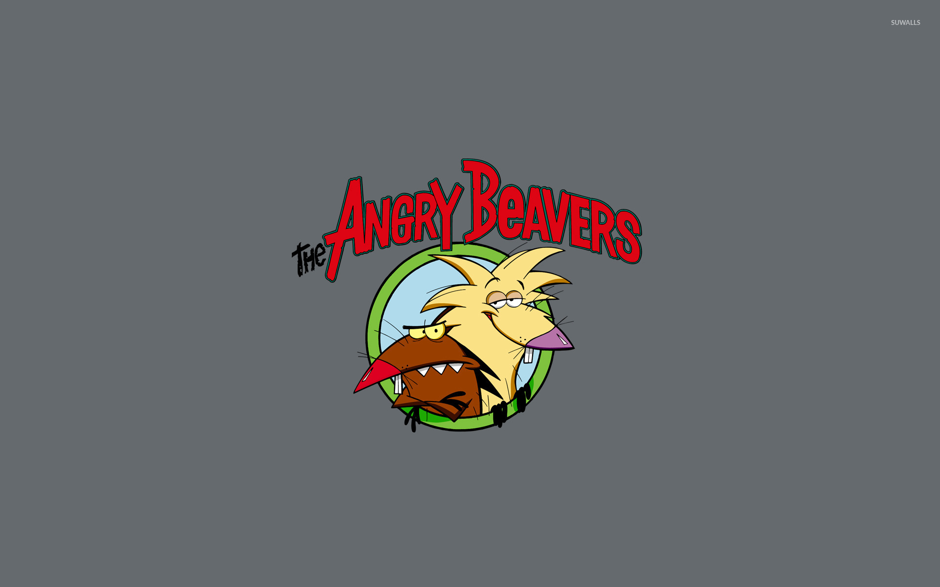 The Angry Beavers wallpaper   Cartoon wallpapers   15201 1280x800