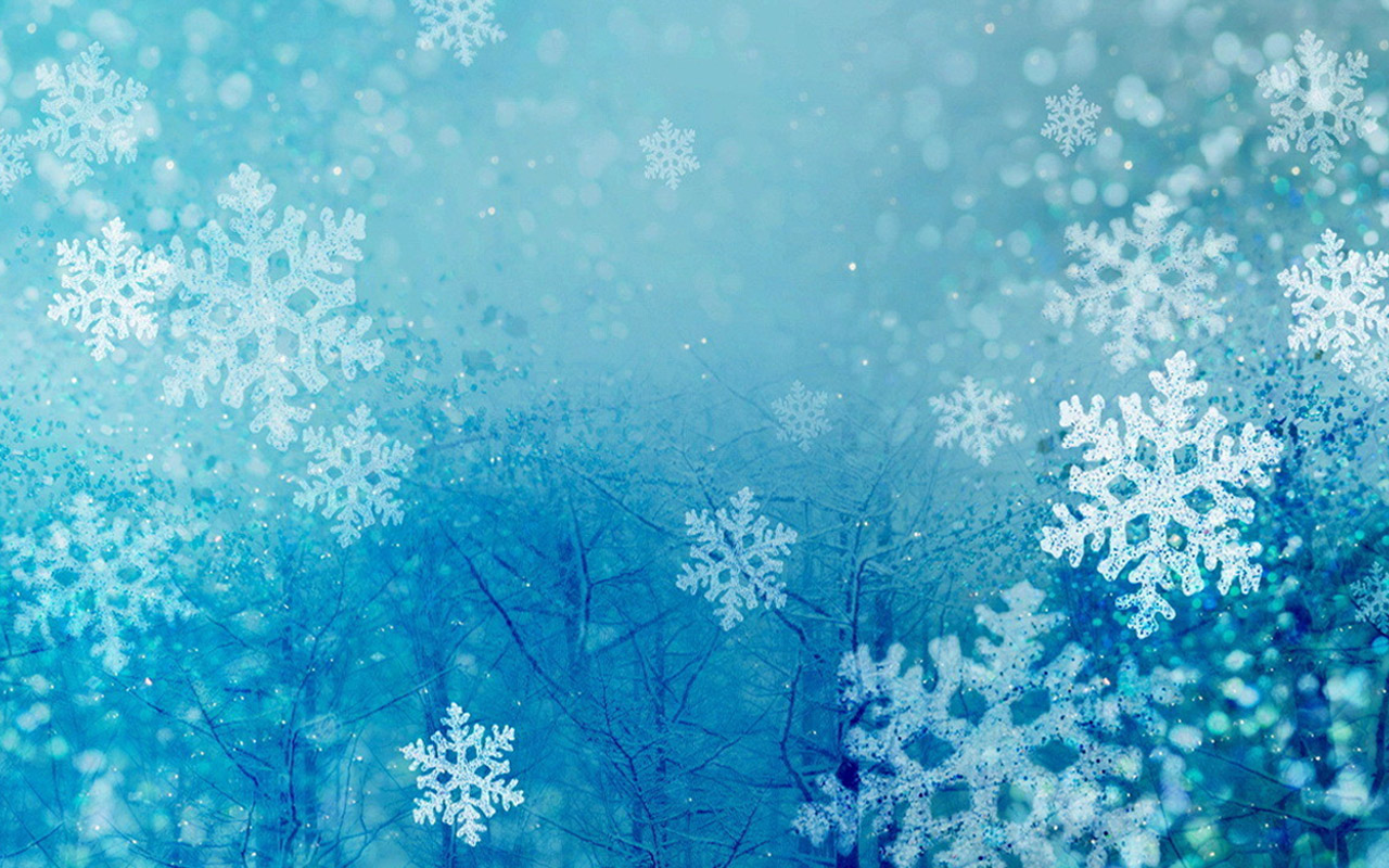 Winter And Christmas Wallpaper 1280x800