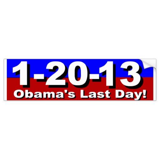 Anti Obama Anti Barack Obama Bumper Stickers from Zazzlecom 512x512