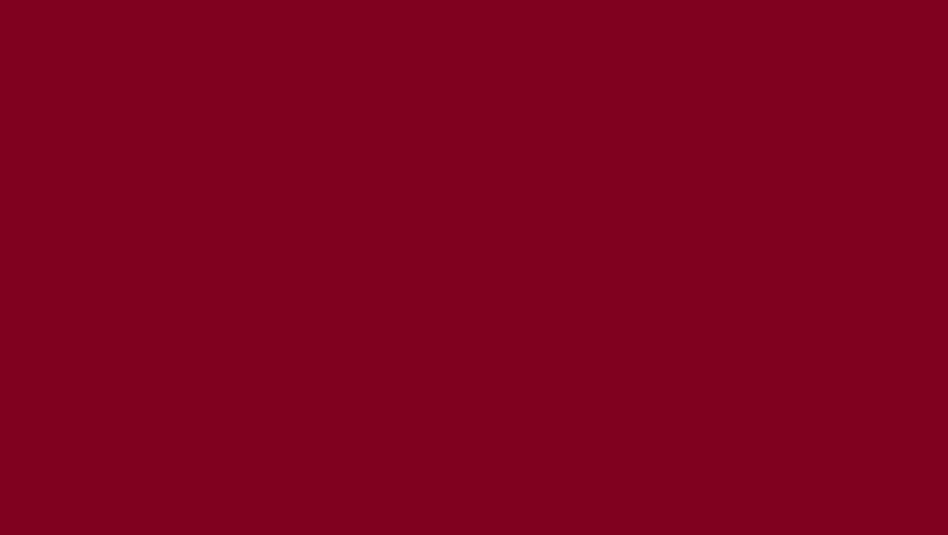 1360x768 resolution Burgundy solid color background view and 1360x768