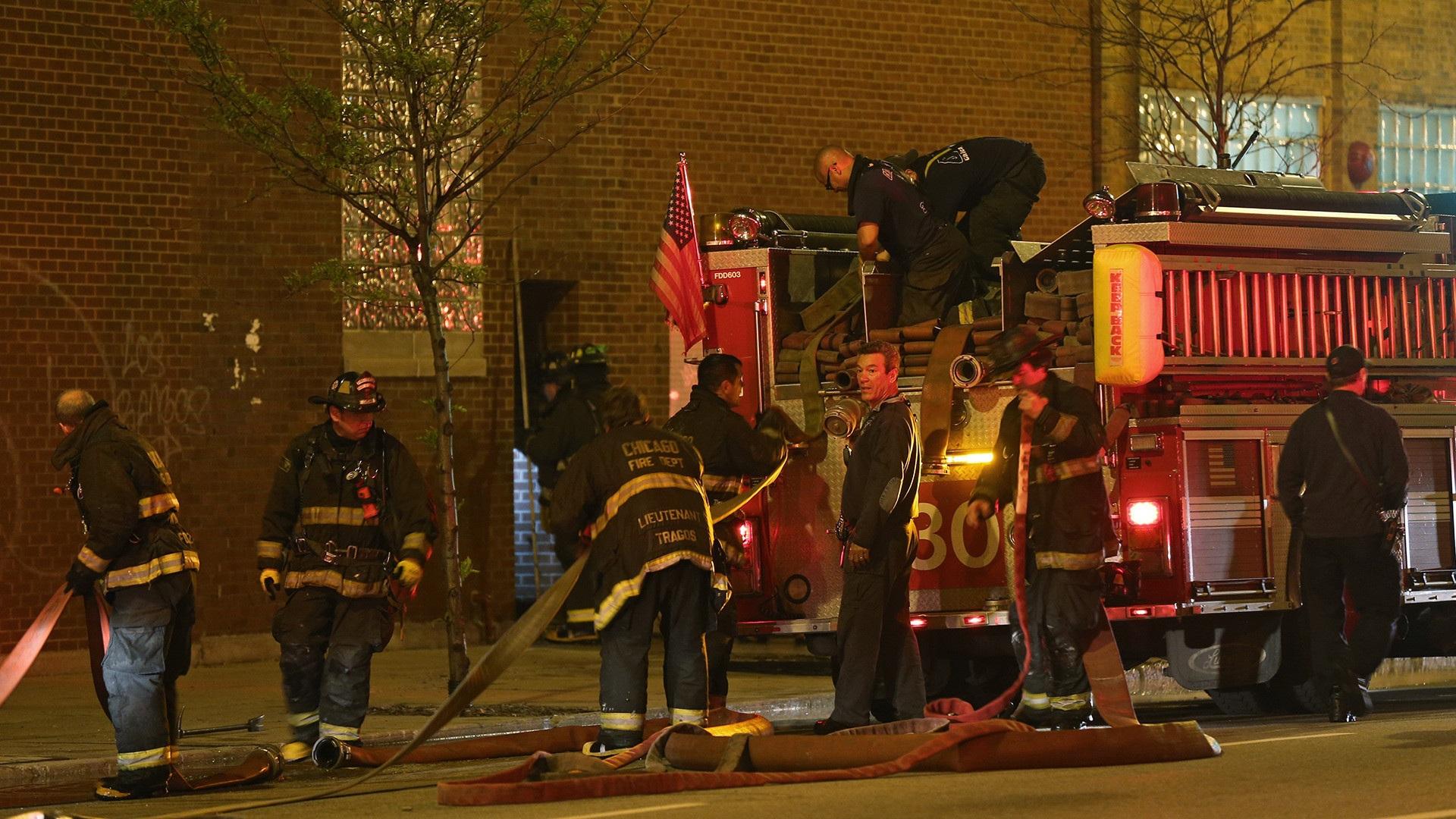 Chicago Fire Department Wallpaper - WallpaperSafari