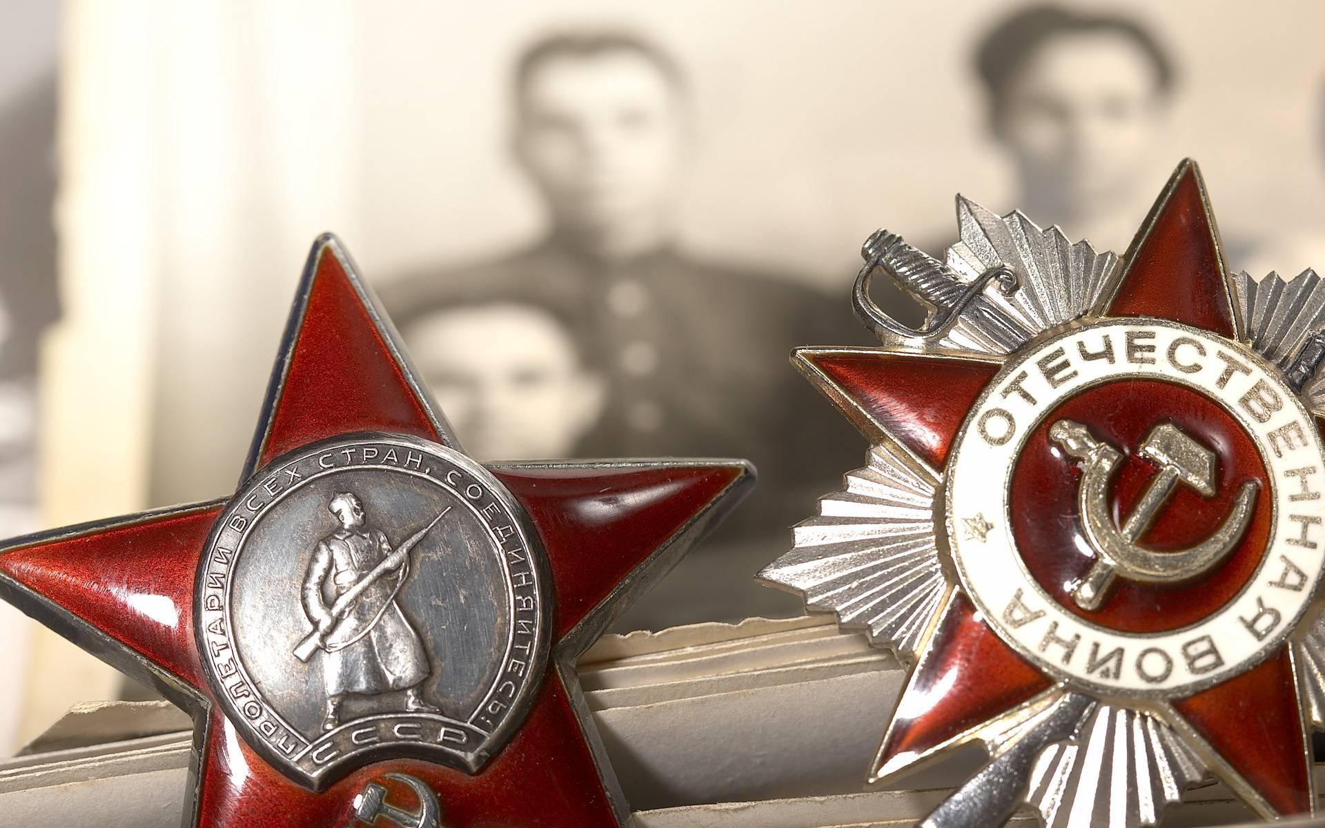 World History Wallpaper Soviet medals   world history 1920x1200