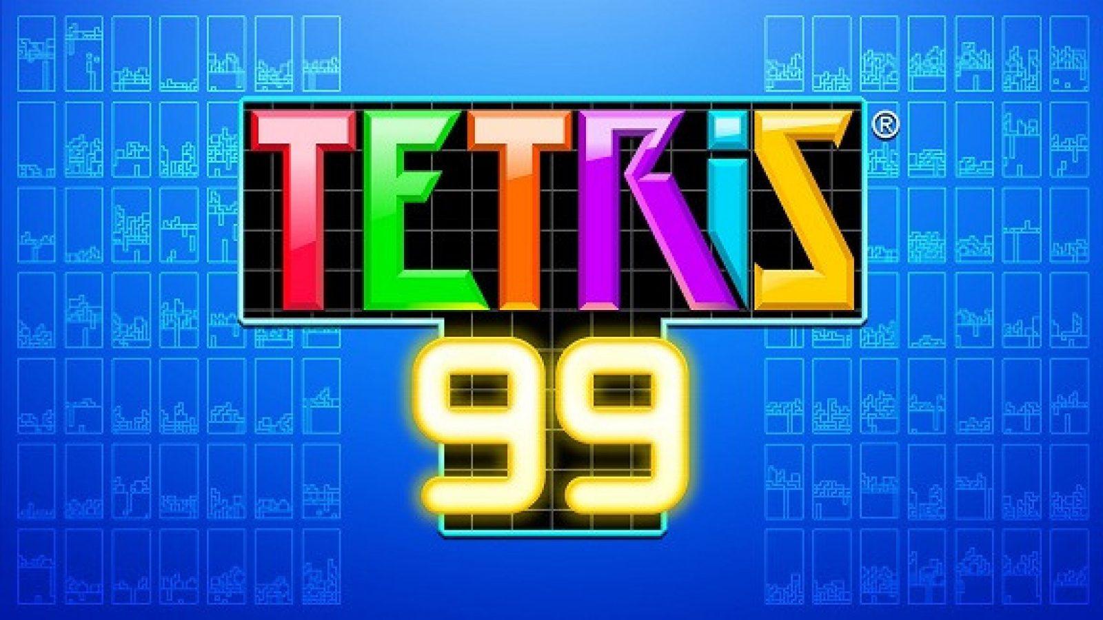 Tetris 99   Nintendos new battle royale game Dexertocom 1600x900