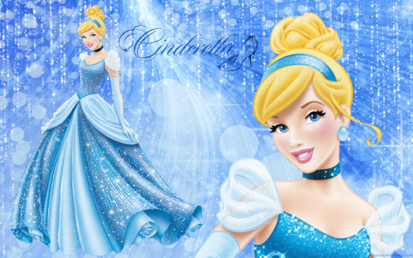 Disney Princess 1440x900