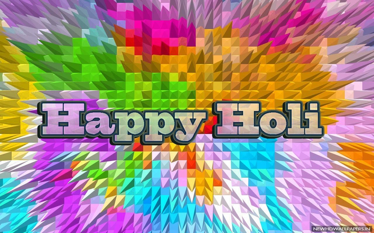 Happy Holi 2015 Fresh HD Wallpaper   New HD Wallpapers 1280x800