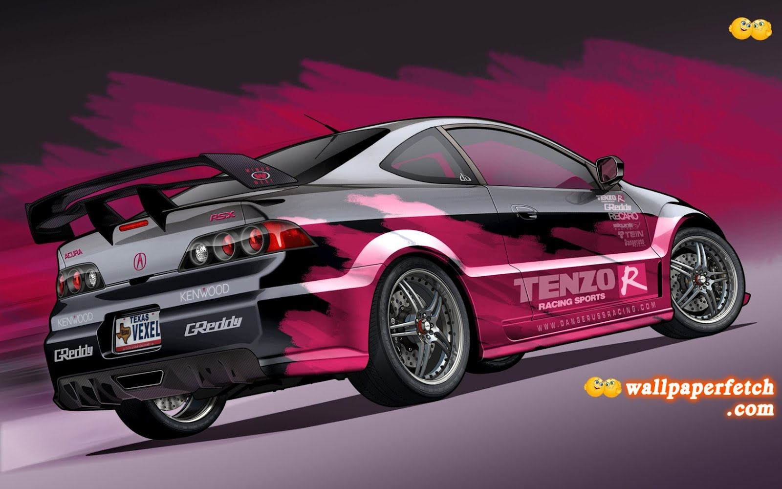 Download Wallpapers Backgrounds   3D Car Wallpapers 1600x1200 1600x1000