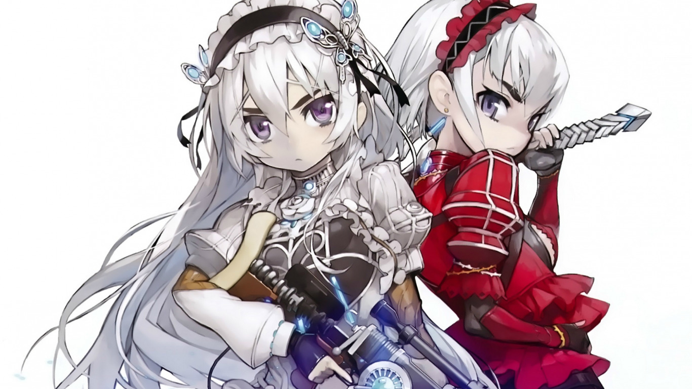 Chaika  The Coffin Princess  Wallpapers and Background Images 1366x768