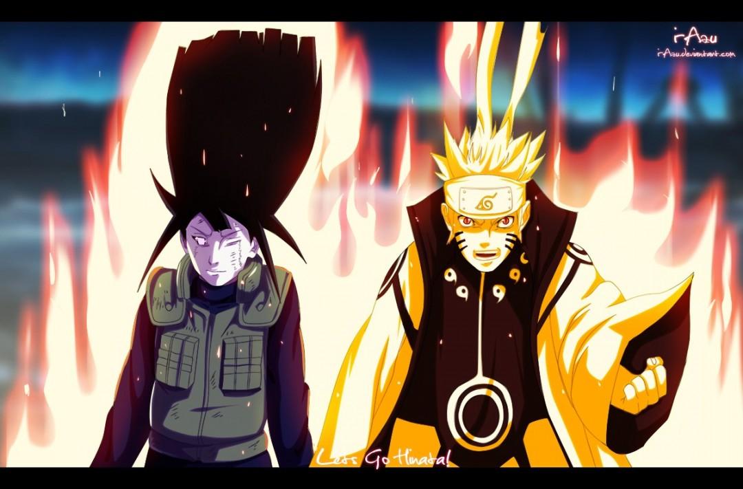 Naruto Shippuden 616 Hinata HD Wallpaper of Anime   hdwallpaper2013 1080x711