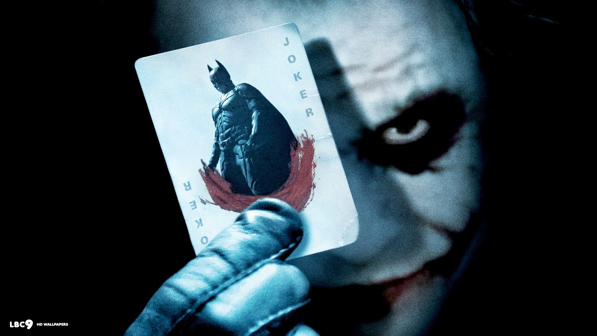 Dark Knight Joker Wallpaper Wallpapersafari