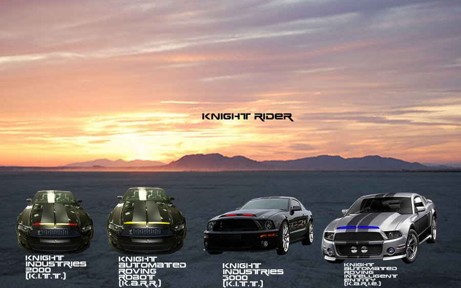 Pin Knight Rider Wallpapers En Screensavers 900x563
