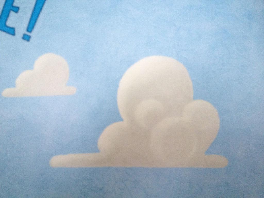 Safari In Ohio >> [47+] Toy Story Cloud Wallpaper on WallpaperSafari