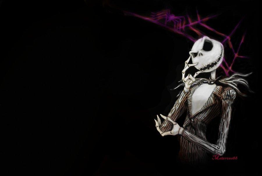 jack skellington halloween wallpaper - photo #25
