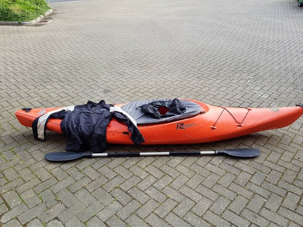Robson Waikiki Sea Kayak Skeg Paddle Waterproof Jacket 1024x768