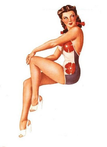 45 Vargas Pin Up Wallpaper On Wallpapersafari