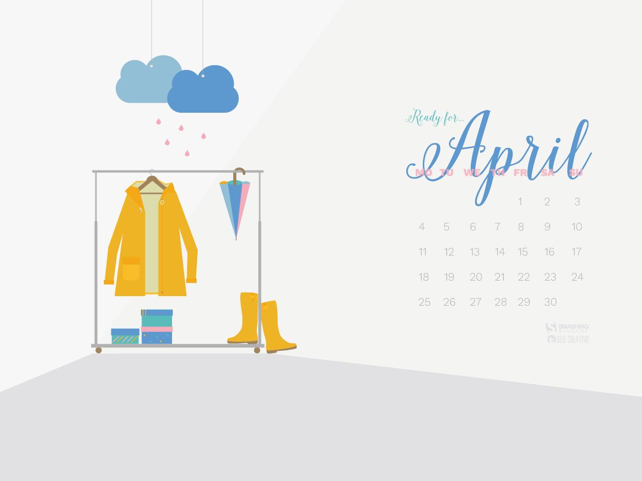 Desktop Wallpaper Calendars April 2016 Smashing Magazine 1280x960