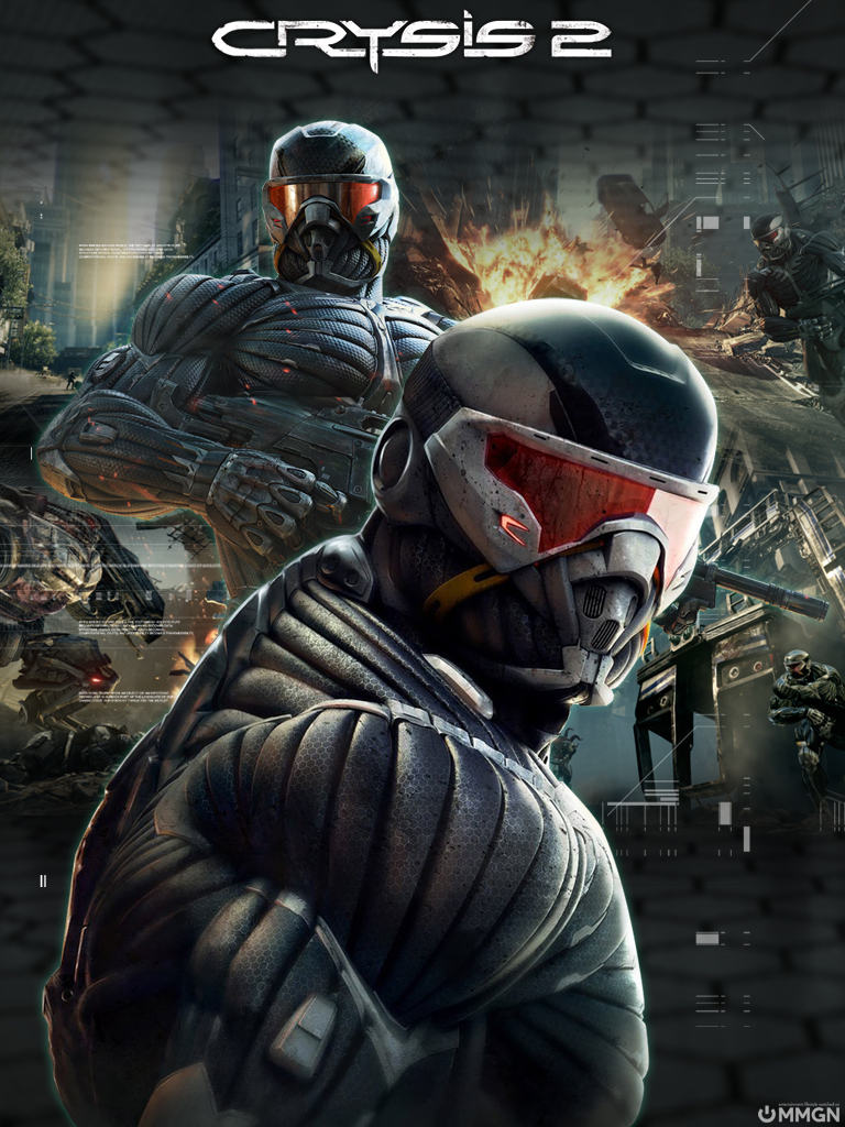 Crysis 2 Wallpapers   PS3 News MMGN Australia 768x1024