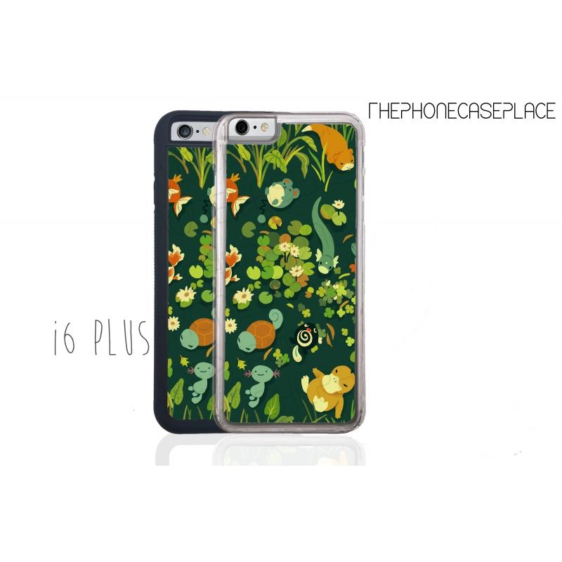 Game Pokemon Phone Cases Water Pokemon Wallpaper Art Phone Case 800x800