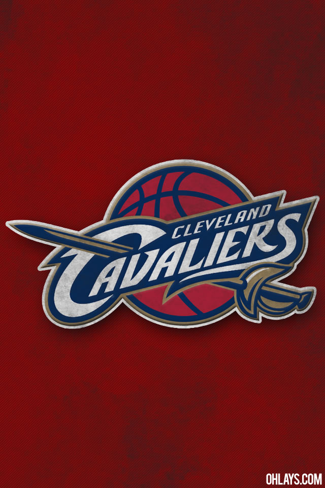 Cleveland Cavaliers iPhone Wallpaper 1062 ohLays 640x960