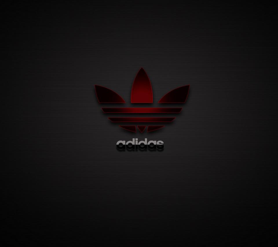 Adidas Logo Android wallpaper HD 960x853