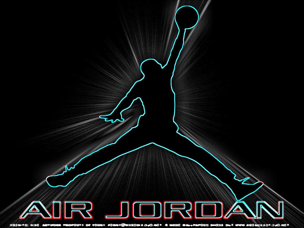 Nike air jordan logo wallpaper wallpapersafari - Jordan jumpman logo wallpaper ...