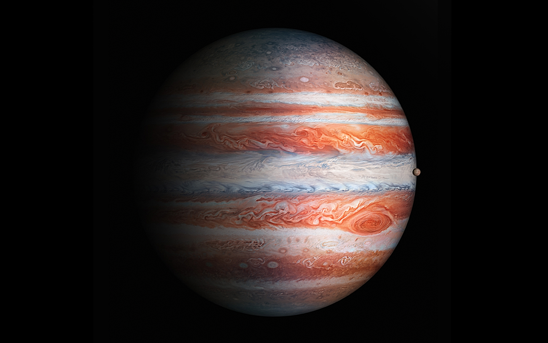 iPad Pro Jupiter Wallpaper Download 1920x1200