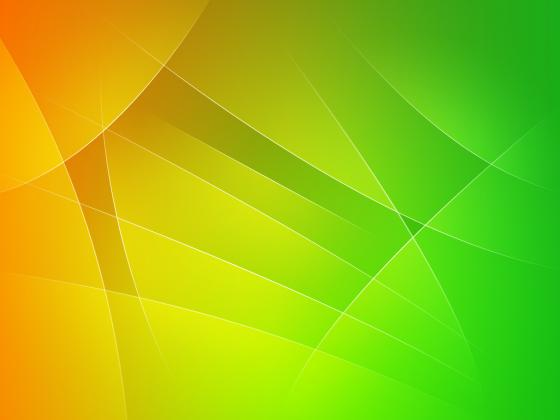 Download Aqua Orange Green wallpaper 560x420