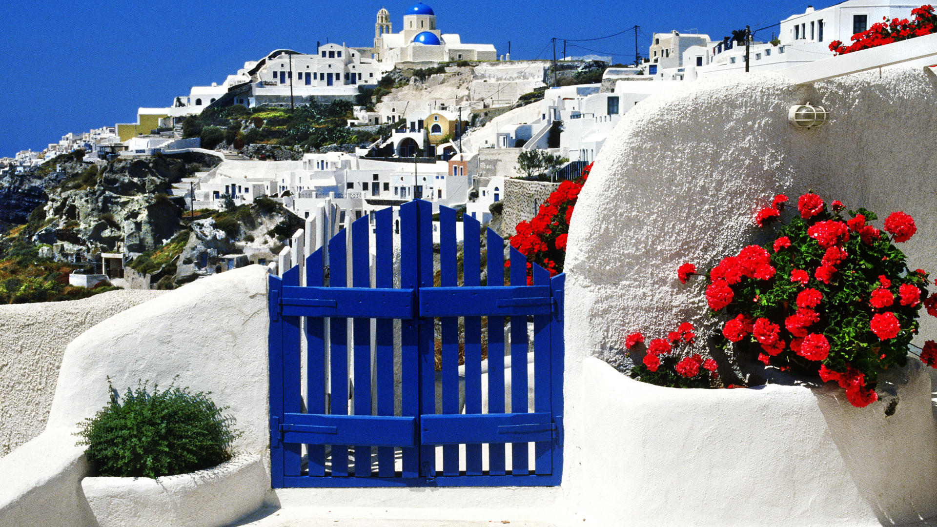 Santorini Wallpapers   Wallperiocom 1920x1080