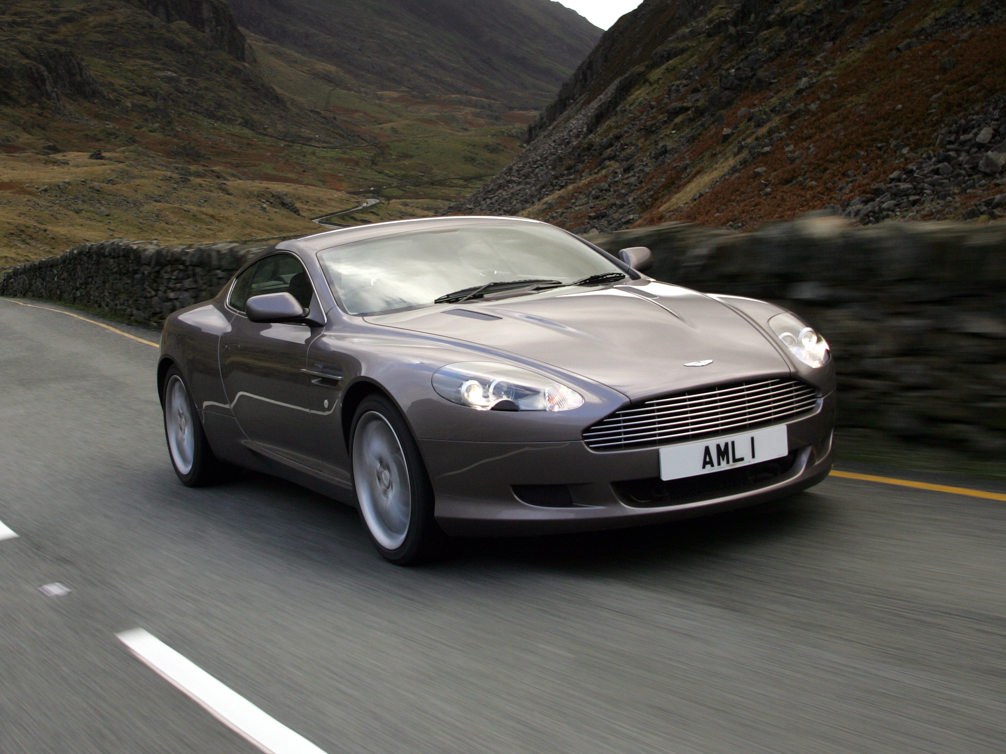 Aston Martin DB9 Wallpapers Car wallpapers HD 2048x1536