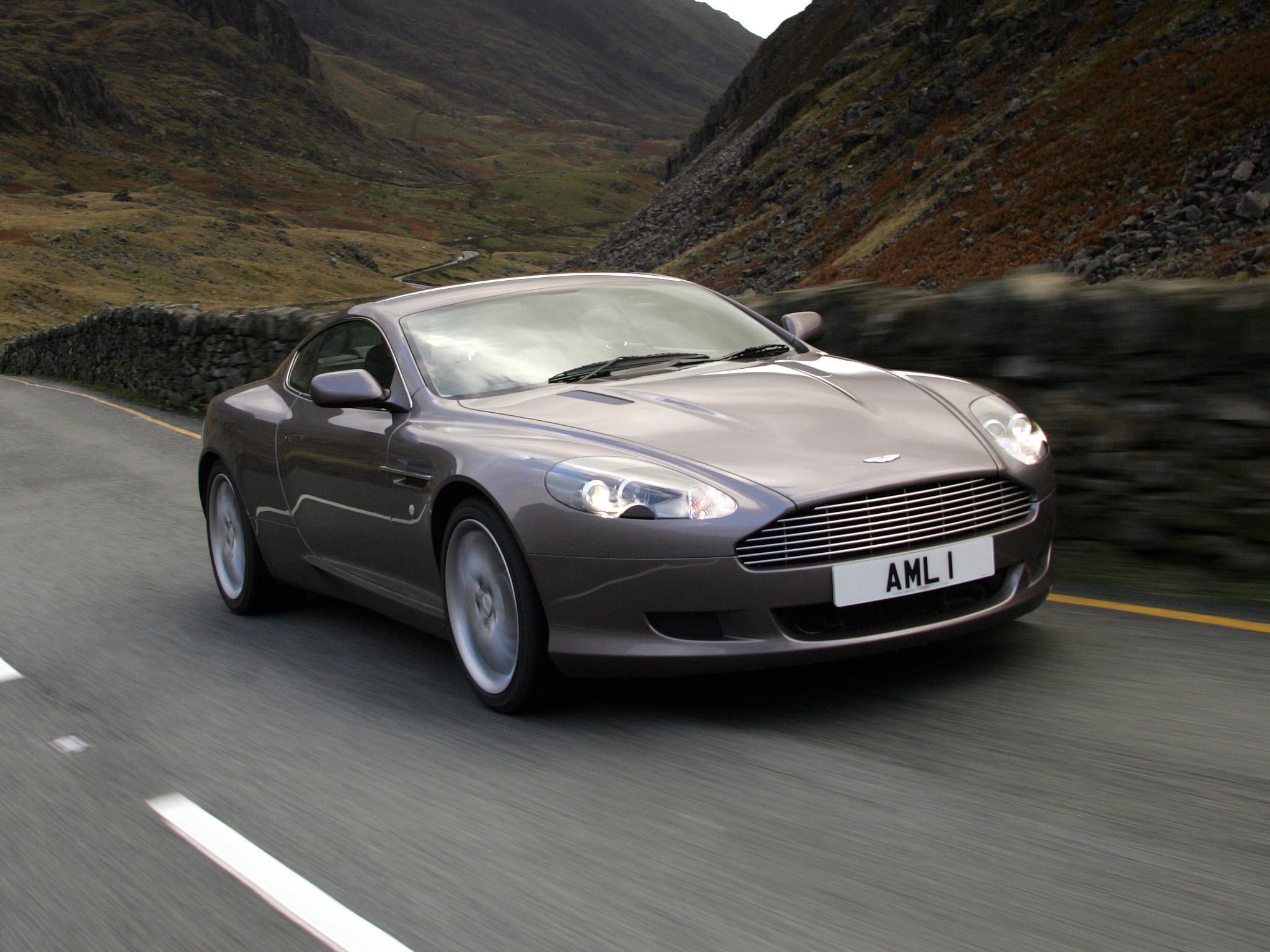 Aston Martin DB9 Wallpapers Car wallpapers HD 2048x1536