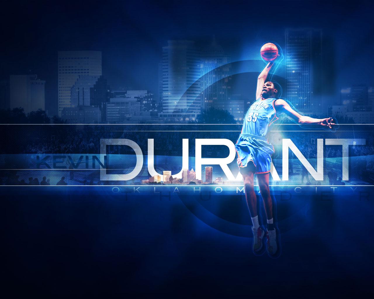 basketball wallpaper basketball background 30 kevin durant thunder 1280x1024