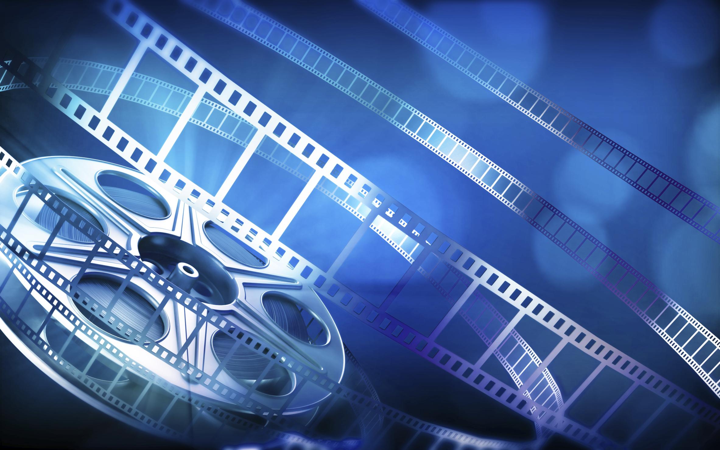 Cinema film reel 2365x1478