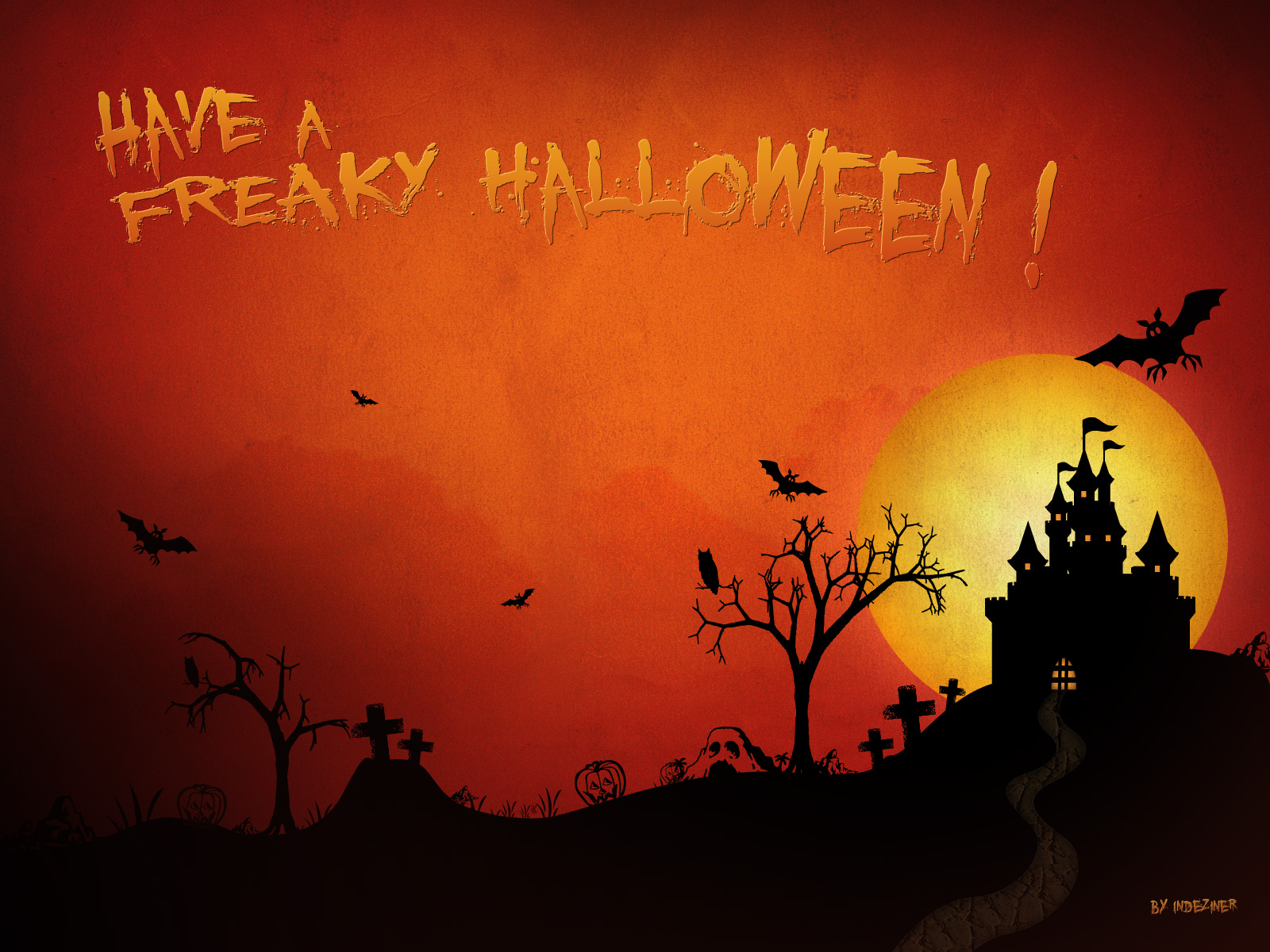 40 HQ Eye Catching Halloween Wallpapers [ Download] Modny73 1600x1200