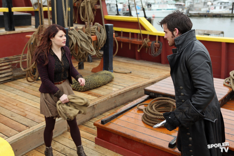 Killian JonesCaptain Hook images Captain Hook  2x11  The Outsider 3000x2000