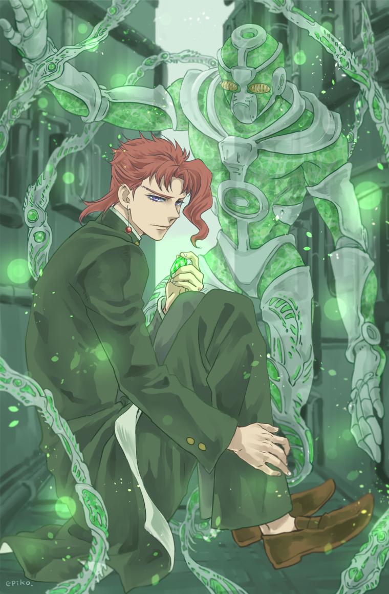 Kakyoin Noriaki Mobile Wallpaper   Zerochan Anime Image Board 760x1160