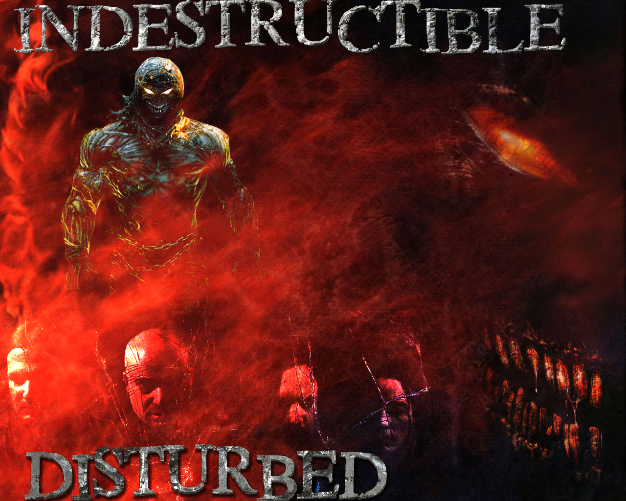 Nothing Disturbing About Disturbed 1280x1024