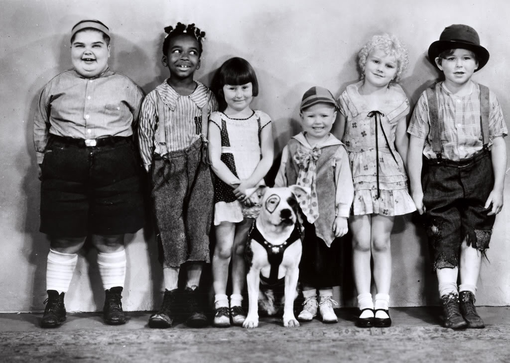 The Long History of Our Gang akaThe Little Rascals Travalanche 1024x729
