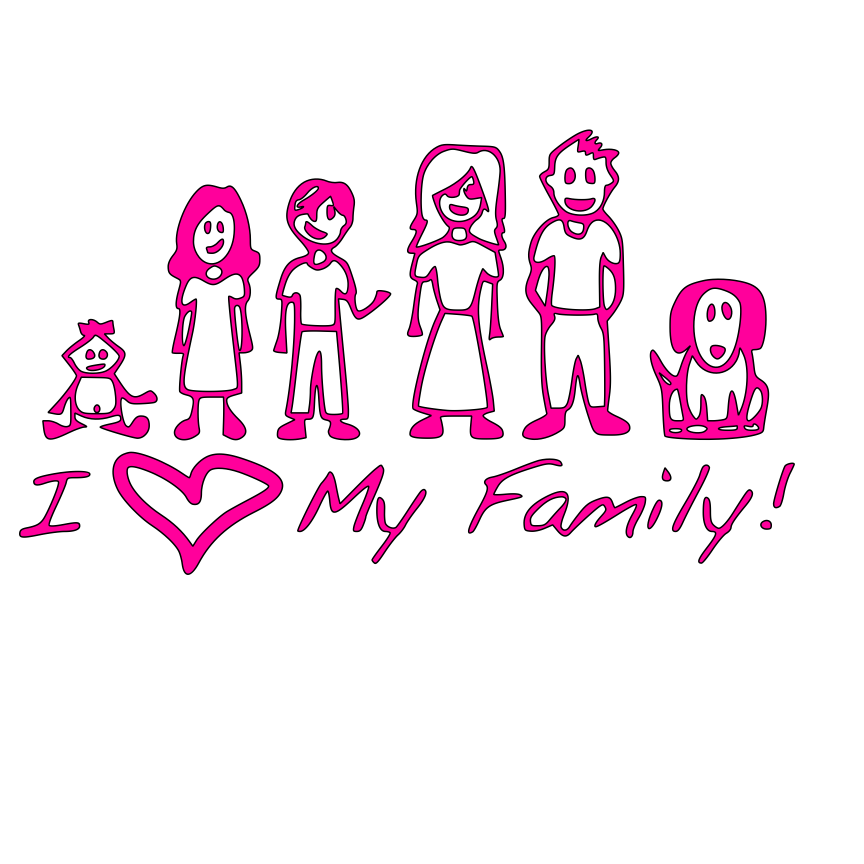 Love My Family Pictures   Wallpaper HD Wide 864x864