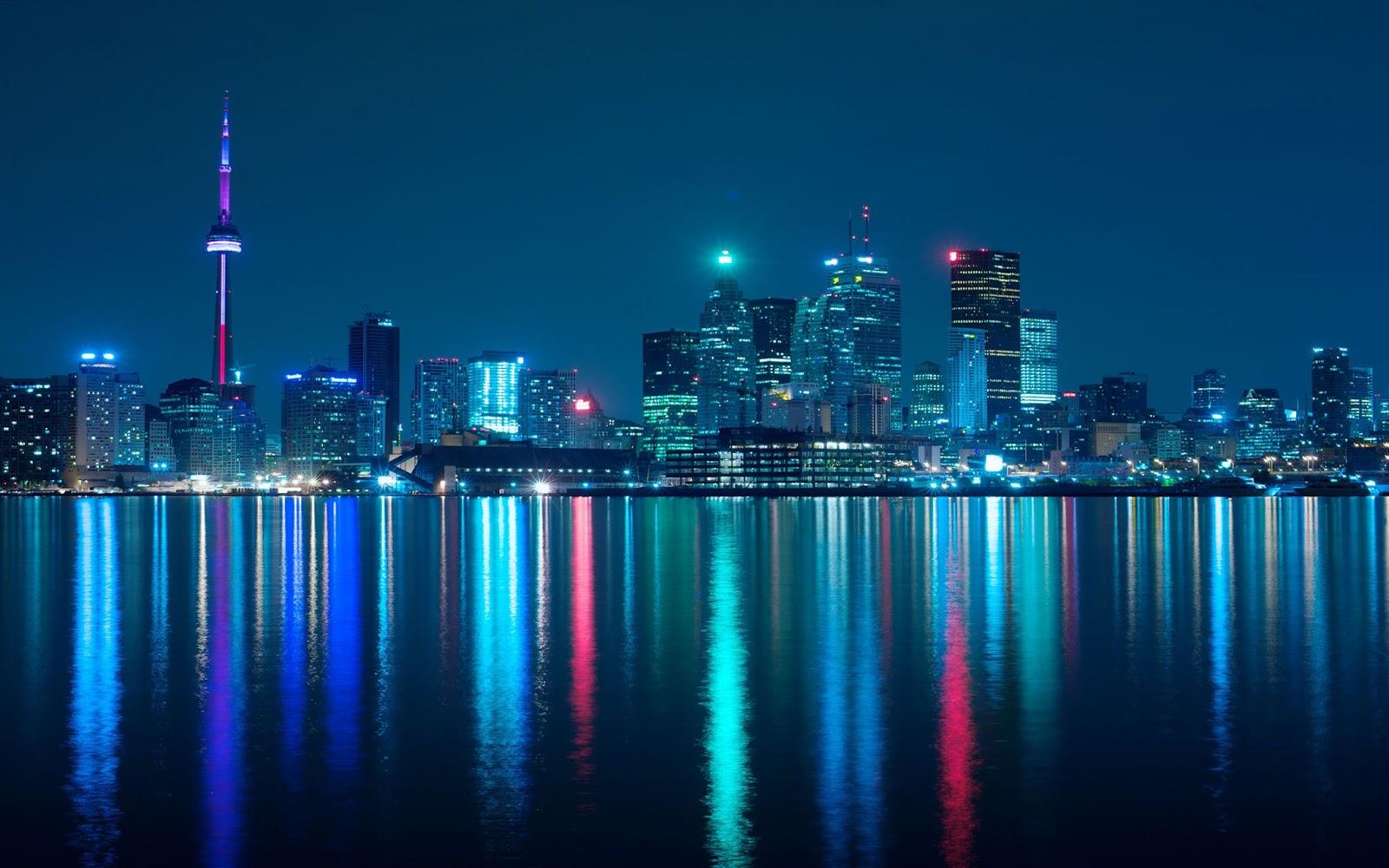 DREAM ZONE Toronto Canada City HD Wallpapers 1600x1000