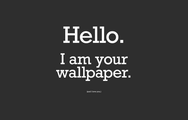 Group of Hello I am your wallpaper And i love you We Heart It 640x411