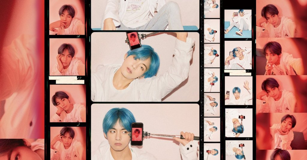 BTS images MAP OF THE SOUL PERSONA Concept Photo version 1 HD 1024x533
